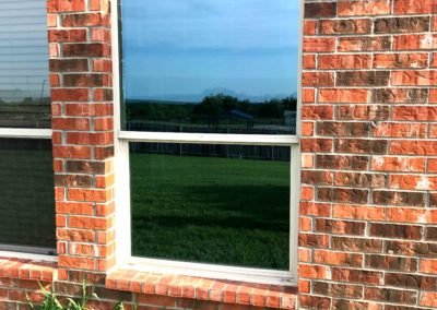 Residential Tinted Window